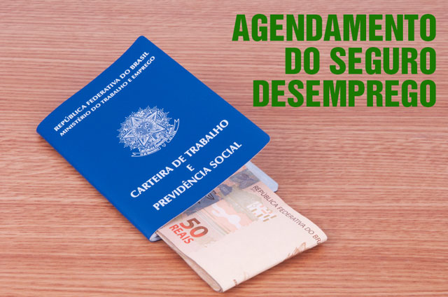 agendamento do Seguro Desemprego